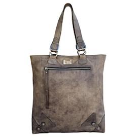 Costume National-Handbags-Grey