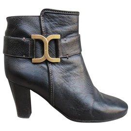 Chloé-Chloé p boots 36-Black