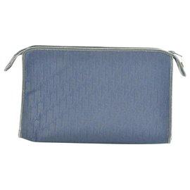 Dior-Pochette Dior Trotter-Bleu