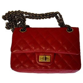 Chanel-Chanel 2.55 mini-Red