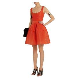 Maje-Dresses-Orange