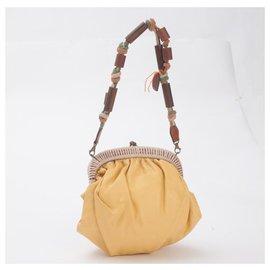 Marni-Handbags-Yellow