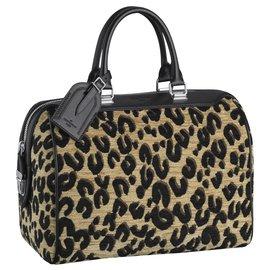 Louis Vuitton-Handbags-Leopard print