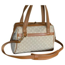 Louis Vuitton-Mini Lin Josephine PM-Cream