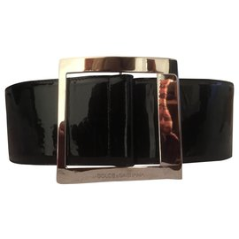 Dolce & Gabbana-Belts-Black
