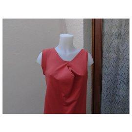 Balenciaga-Dresses-Orange