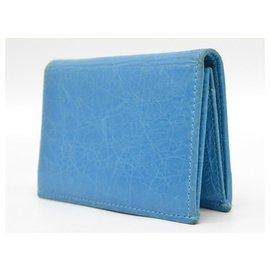 Balenciaga-Balenciaga Wallet-Blue