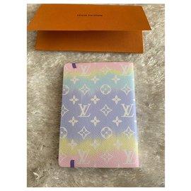 Louis Vuitton-Purses, wallets, cases-Pink