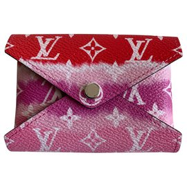 Louis Vuitton-Clutch bags-Red