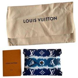 Louis Vuitton-Kirigami-Blue