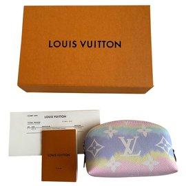 Louis Vuitton-Clutch bags-Pink