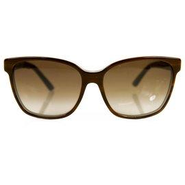 Gucci-Gucci GG 3119 /S IPR S1 Brown & Blue Women's Sunglasses w. case-Brown