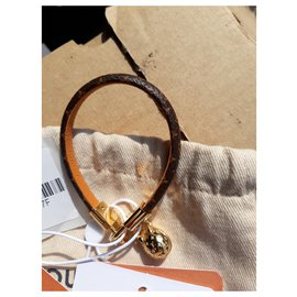 Louis Vuitton-bracelet LV Egg-Marron