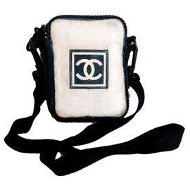 Chanel-Sports Line-Noir