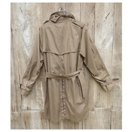 Burberry-burberry london t trench coat 56-Brown