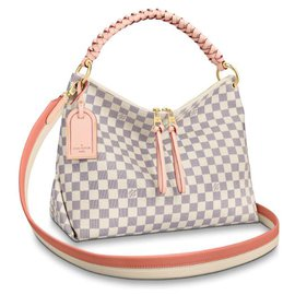 Louis Vuitton-LV Beaubourg bag new-Beige