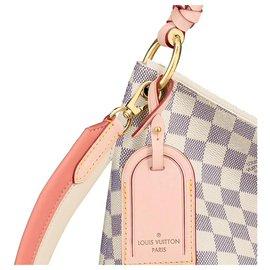 Louis Vuitton-Bolsa LV Beaubourg nova-Bege