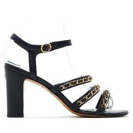 Chanel-TIMELESS CLASSIC BLACK FR38-Black