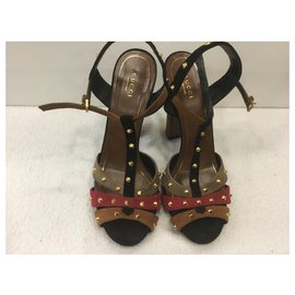 Gucci-High heel sandals-Other