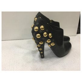 Gucci-Ankle Boots-Black