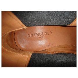 Anthology Paris-Anthology p boots 40-Black