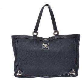 Gucci-Gucci Tote bag-Black