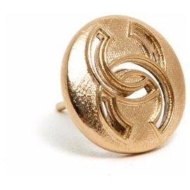 Chanel-CC SNAILS-Golden