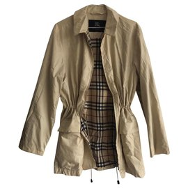 Burberry-Trench coat-Beige