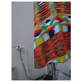 Céline-Jupes-Multicolore