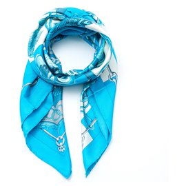 Hermès-CLIQUETIS TURQUOISE-Turquoise