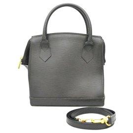 Fendi-Fendi Vintage Hand Bag-Black