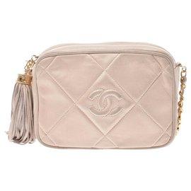 Chanel-Chanel Matrasse-Beige