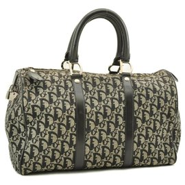 Dior-Toile Dior Trotter-Gris
