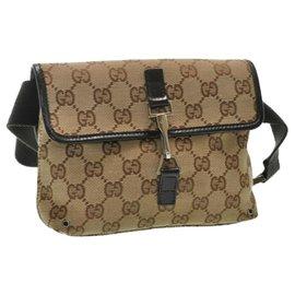 Gucci-Gucci Waist bag-Beige