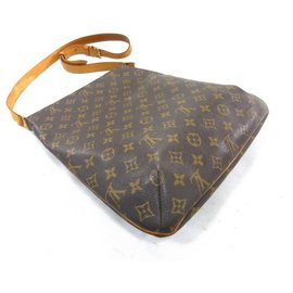 Louis Vuitton-MUSIC SALSA GM MONOGRAM-Brown