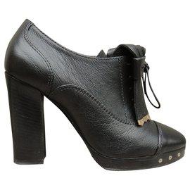 Lanvin-low boots Lanvin p 36-Noir