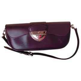 Louis Vuitton-Clutch bags-Purple