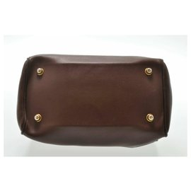 MCM-MCM Hand Bag-Brown
