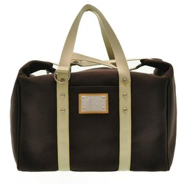 Louis Vuitton-louis vuitton travel bag-Brown