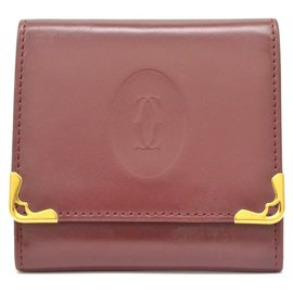 Cartier-Cartier Must Line Leather Compact-Other