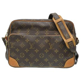 Louis Vuitton-Louis Vuitton Nile-Brown