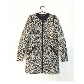 Comptoir Des Cotonniers-Roxanna léopard-Imprimé léopard