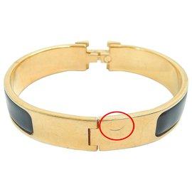 Hermès-Hermès Clic H-Golden