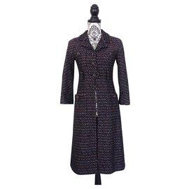 Chanel-Chanel jacket-Black,Multiple colors