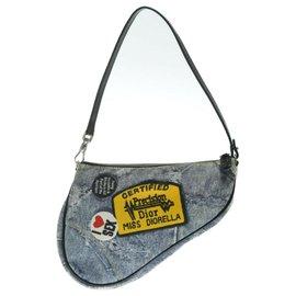 Dior-DIOR handbag-Blue