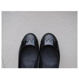 Fendi-Ballet flats-Black
