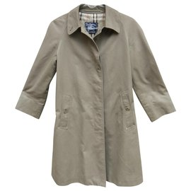 Burberry-raincoat man Burberry vintage t-Khaki