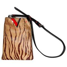 Valentino Garavani-VALENTINO calf leather mini calf leather bag-Multiple colors