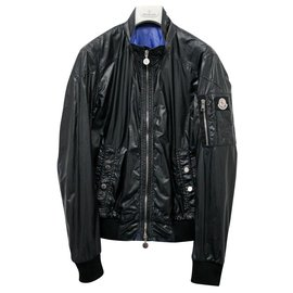 Moncler-Moncler Lightweight Jacket-Black