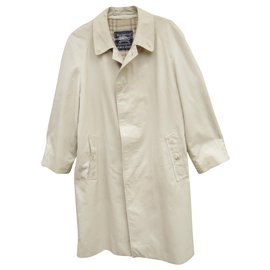Burberry-raincoat man Burberry vintage t 46-Beige